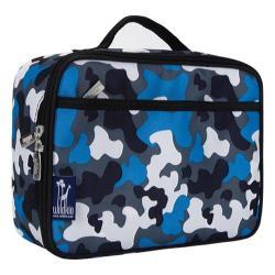 Wildkin Blue Camo Lunch Box