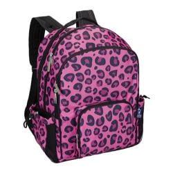 Wildkin Pink Leopard Macropak Backpack