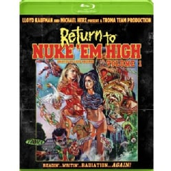 Return To Nuke 'Em High Vol. 1 (Blu-ray Disc) 11244560