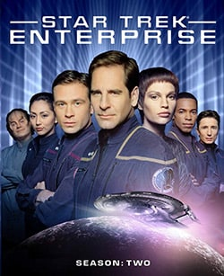 Star Trek: Enterprise The Complete Second Season (Blu-ray Disc) 11244578