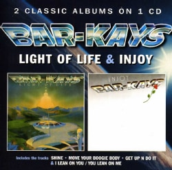 BAR-KAYS - LIGHT OF LIFE/INJOY 11255978
