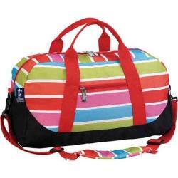 Wildkin Bright Stripes Kids' Duffel Bag