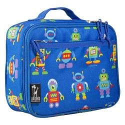 Wildkin Robots Lunch Box