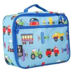 Wildkin Trains, Planes and Trucks Lunch Box