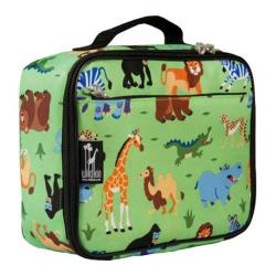 Wildkin Wild Animals Lunch Box