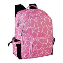 Wildkin Pink Giraffe Macropak Backpack