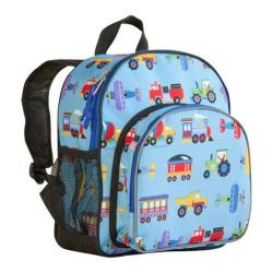 Wildkin Trains, Planes and Trucks Pack 'n Snack Backpack