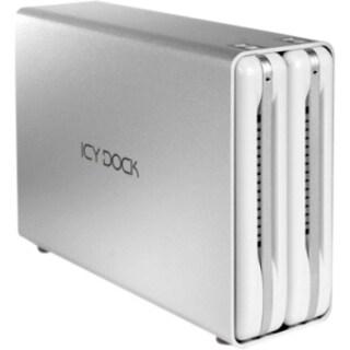 Icy Dock ICYRaid MB662U3-2S DAS Array - 2 x HDD Supported - 8 TB Supp