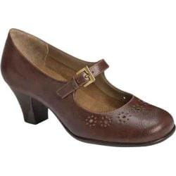 Women's Aerosoles Caricature Brown