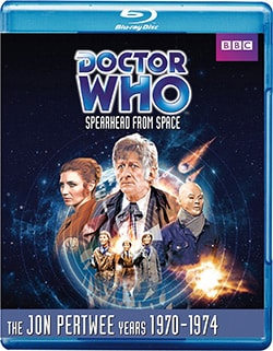 Doctor Who: Spearhead From Space (Blu-ray Disc) 11281193
