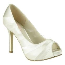 Women's Pink Paradox London Pretty White Satin