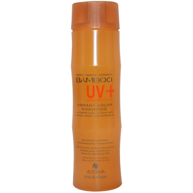 Alterna Bamboo UV+ Vibrant Color 8.5-ounce Shampoo