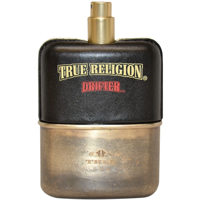True Religion Drifter by True Religion for Men - 3.4 oz EDT Spray (Tester)