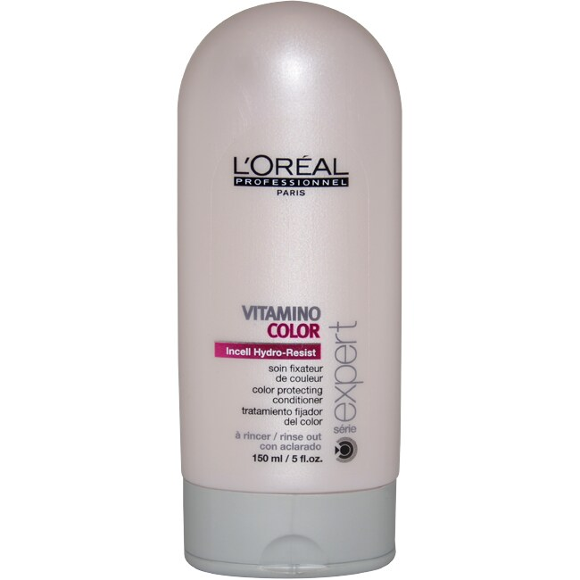 Vitamino Color Conditioner by L'Oreal for Unisex - 5 oz Conditioner