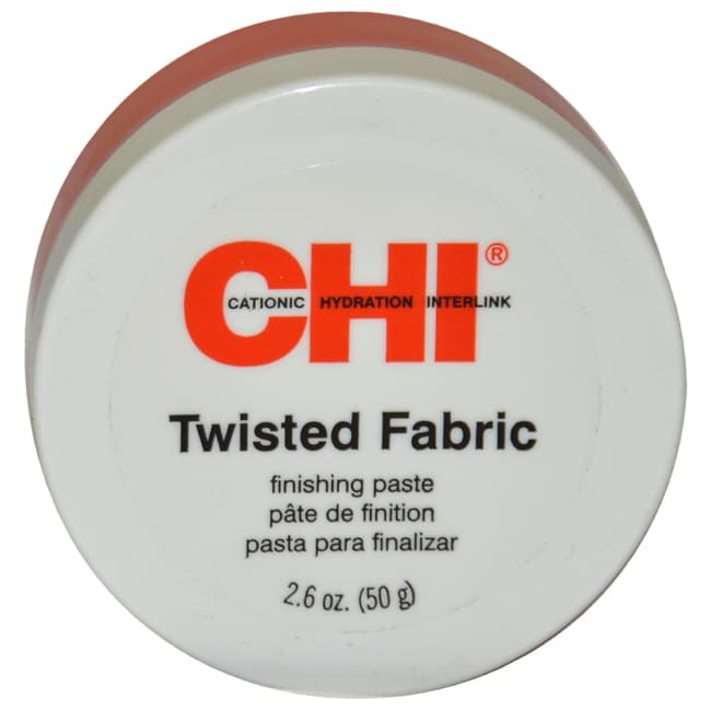 Twist Fabric Finishing Paste by CHI for Unisex - 2.6 oz Styling Paste