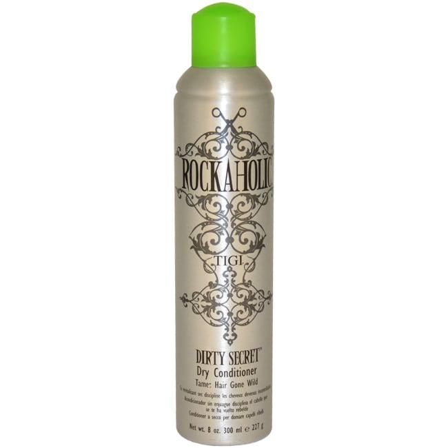 TIGI Rockaholic Dirty Secret Dry 8-ounce Conditioner