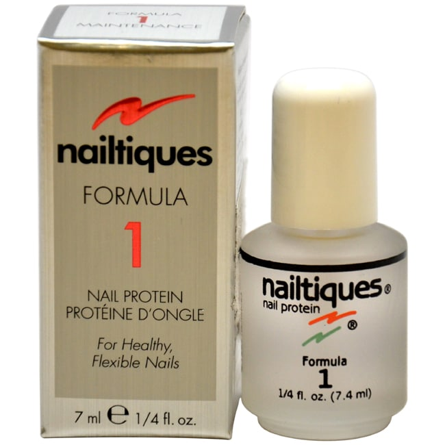 Nail Protein Formula # 1 by Nailtiques for Women - 7 ml Manicure