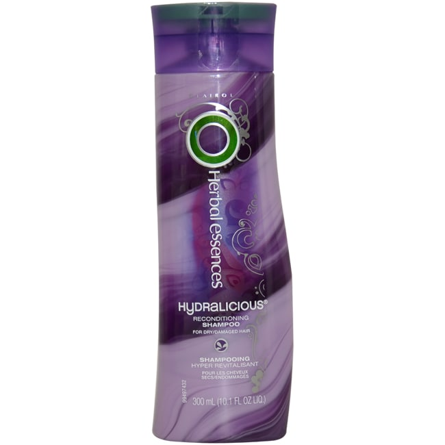 Clairol Herbal Essences Hydralicious Reconditioning 10.17-ounce Shampoo