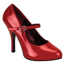 Women's Bordello Tempt 35 Red Patent