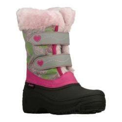 Girls' Skechers Lil Frost Collectables Gray/Pink