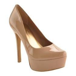 Women's Jessica Simpson Waleo Nude Patent Leather