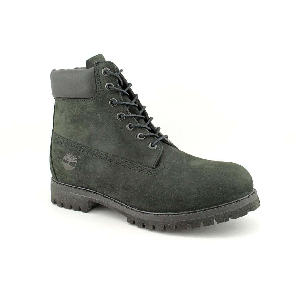 "Timberland Men's '6"" Premium Waterproof' Nubuck Boots (Size 12 )"