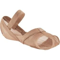 Capezio Dance Full Body Footundeez Nude 11291254