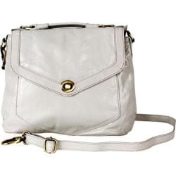 Women's Latico Doyle Cross Body/Clutch 7973 Stone Leather