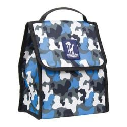 Wildkin Blue Camo Munch 'n Lunch Bag