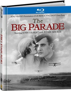 The Big Parade - Digibook (Blu-ray Disc) 11292050