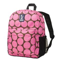 Wildkin Big Dots Hot Pink Crackerjack Backpack
