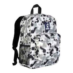 Wildkin Camo Grey Crackerjack Backpack