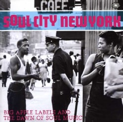 SOUL CITY NEW YORK - SOUL CITY NEW YORK 11300379