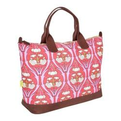 Women's Amy Butler Marni Duffle Passion Lily Tangerine