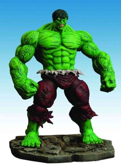 Marvel Select Incredible Hulk Action Figure