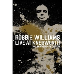 ROBBIE WILLIAMS - LIVE AT KNEBWORTH 10TH ANNIVERSARY EDITION 11318059