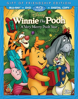 Winnie The Pooh: A Very Merry Pooh Year (Special Edition) (Blu-ray/DVD) 11323965