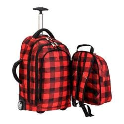 Athalon Wheeling Backpack Lumberjack