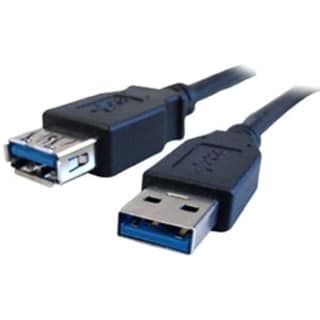 Comprehensive USB 3.0 A Male To A Female Cable 6ft