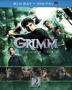 Grimm: Season Two (Blu-ray Disc) 11375795