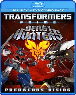 Transformers Prime: Predacons Rising (Blu-ray Disc) 11385657