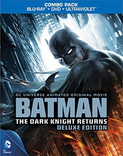 Batman: Dark Knight Returns Deluxe Edition (Blu-ray Disc) 11390113