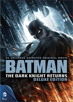 Batman: Dark Knight Returns Deluxe Edition (DVD) 11390114