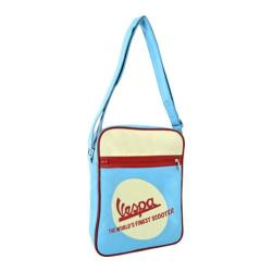 Vespa Logo Shoulder Bag Red