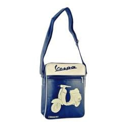 Vespa Scooter Shoulder Bag Blue