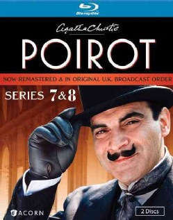Agatha Christie's Poirot Series 7 & 8 (Blu-ray Disc) 11396668