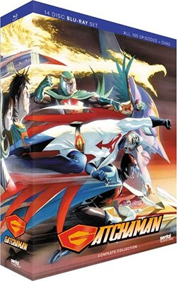 Gatchaman: Complete Collection (Blu-ray Disc) 11396747