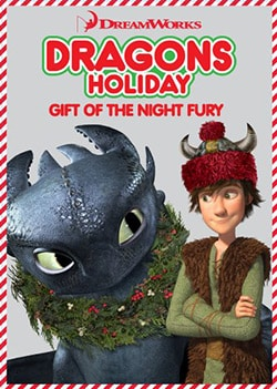 Dragons: Gift of the Night Fury (DVD) 11403033