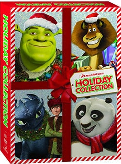 The Dreamworks Holiday Collection Box Set (DVD) 11403040
