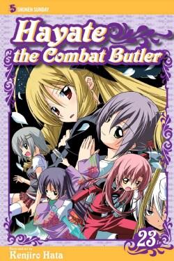 Hayate the Combat Butler 23 (Paperback) 11404021